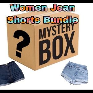 Pants - Reseller mystery boxes wholesale jean shorts
